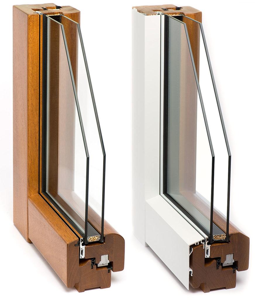 Infissi in legno e legno alluminio 100 made in italy for Garone habitat